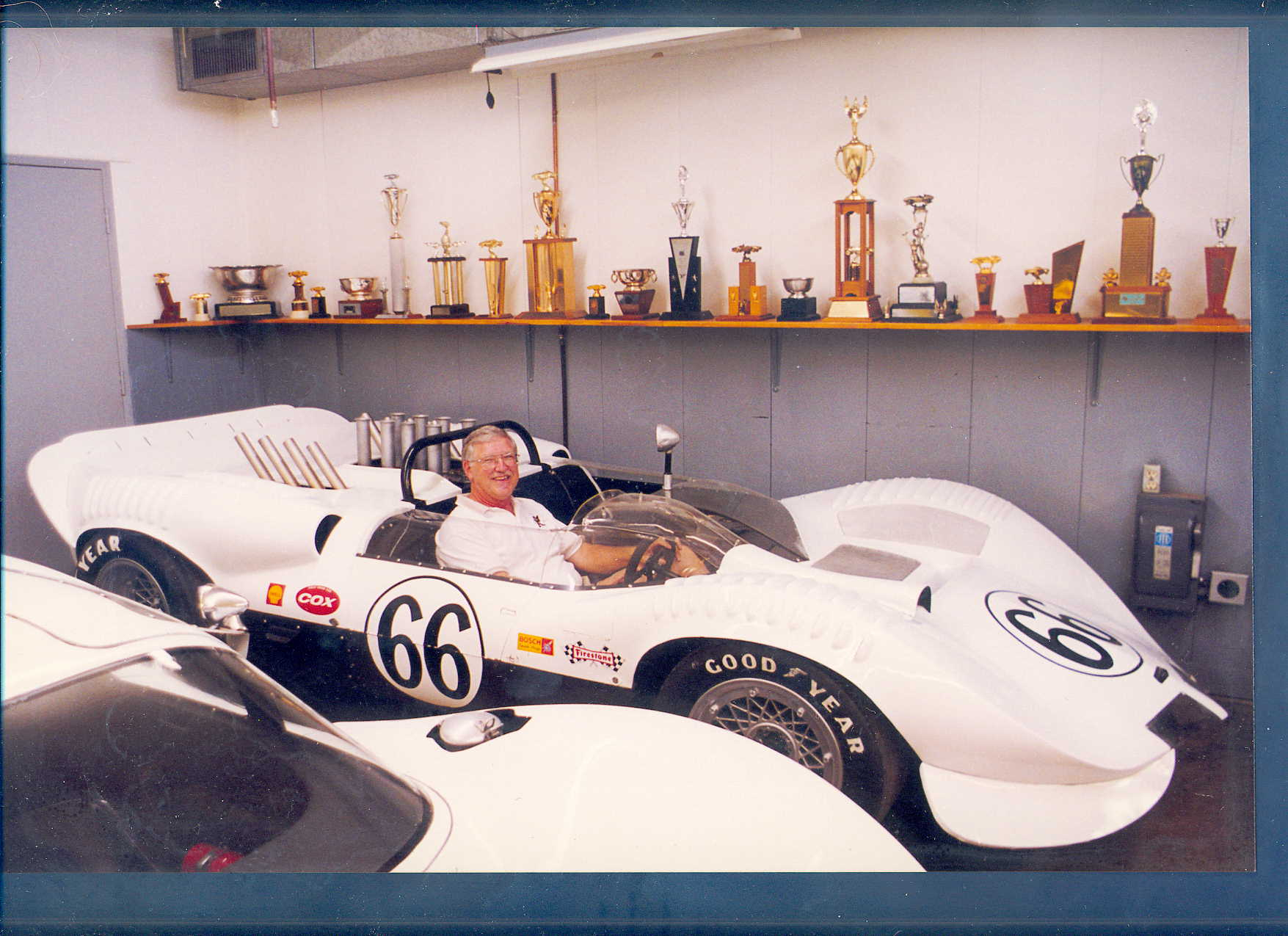 Me in the Chaparral 2