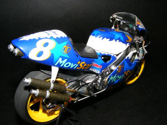 Movie Star Honda
