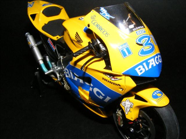 Biaggi Honda