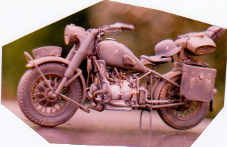 WWII  German BMW